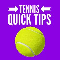 Tennis Quick Tips Podcast