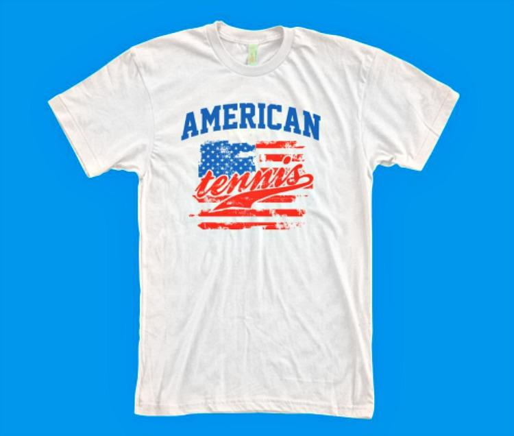 American Tennis T-Shirt
