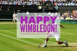 Happy Wimbledon!