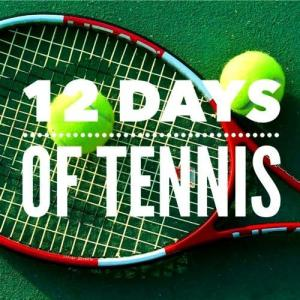 12 Days of Tennis - Free Mini-Course