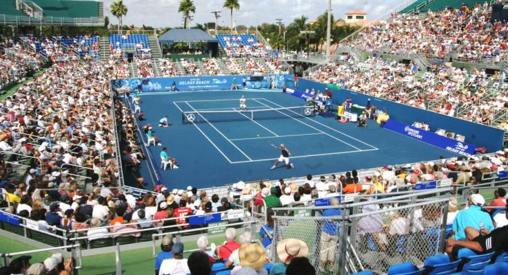 TennisONE Brings Cutting-Edge Mobile App To Delray Beach Open Fans