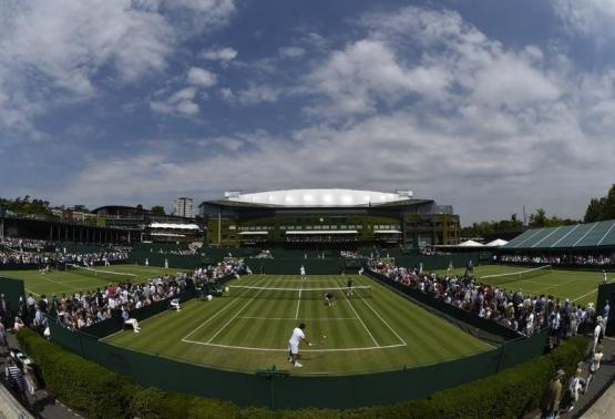 Wimbledon Cancelled, Pro Tennis Remains On Hold Through At Least July 13