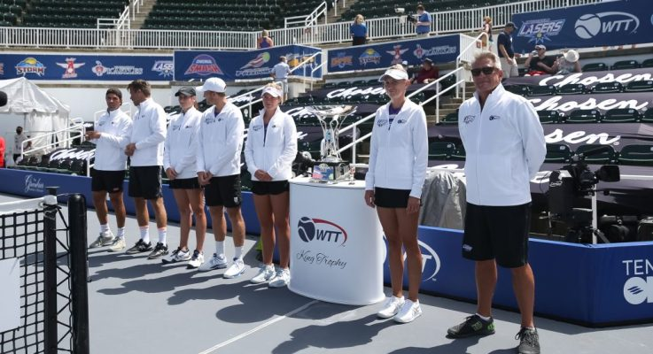 World TeamTennis 2021 Season To Be Held In November In Indian Wells
