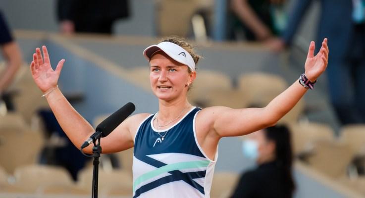 Krejcikova Breaks Through With Surprise Roland Garros Title