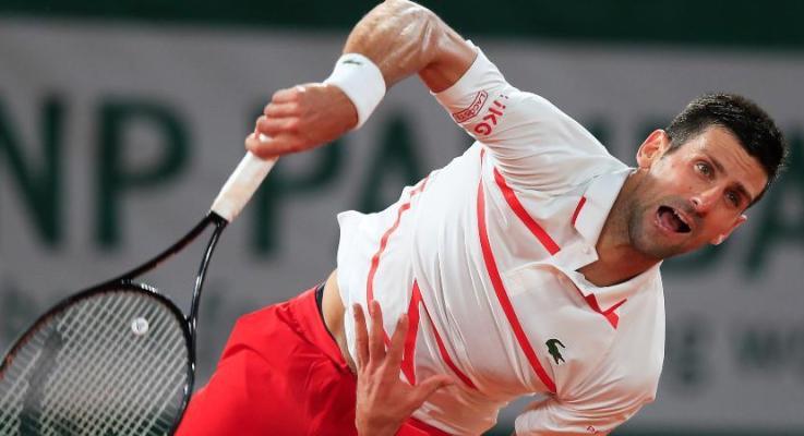 "Top Seed Novak Djokovic ""Upsets"" Rafael Nadal In Paris"