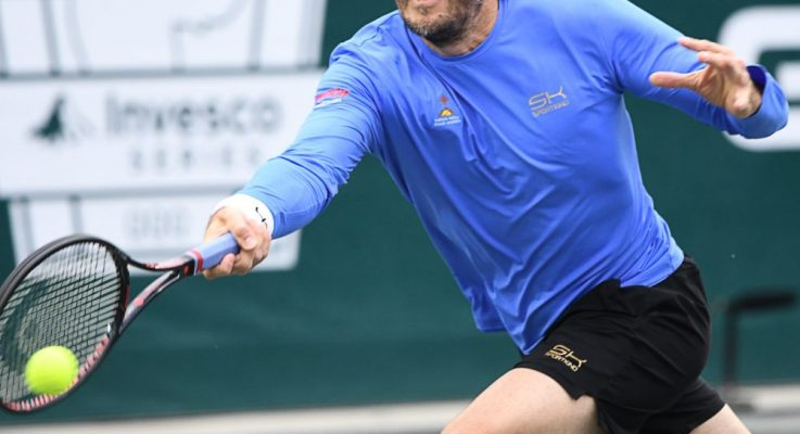 Greenbrier Resort In West Virginia To Host Champions Series Tennis