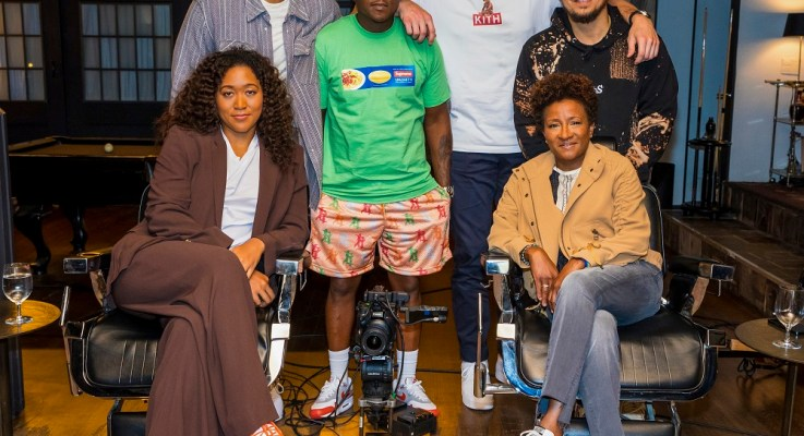 Naomi Osaka joins HBO's The Shop: Uninterrupted this Friday