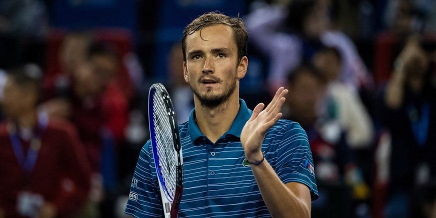 """Diego didn't show his best"" Daniil Medvedev books place ..."