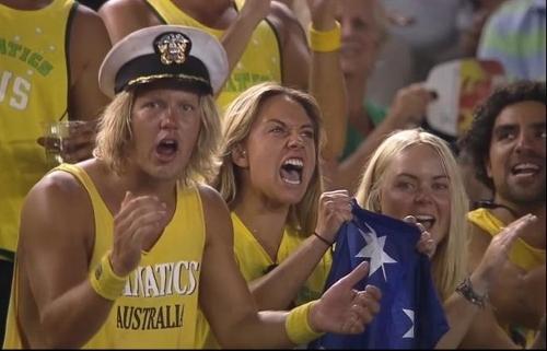 Aussie Fanatics AO 14