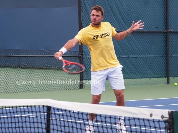 Stan Wawrinka backhand slice