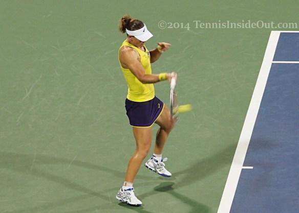 Cincinnati Premier tennis Stosur forehand