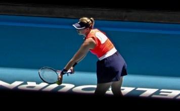 Rebecca Peterson, Australian Open 2020