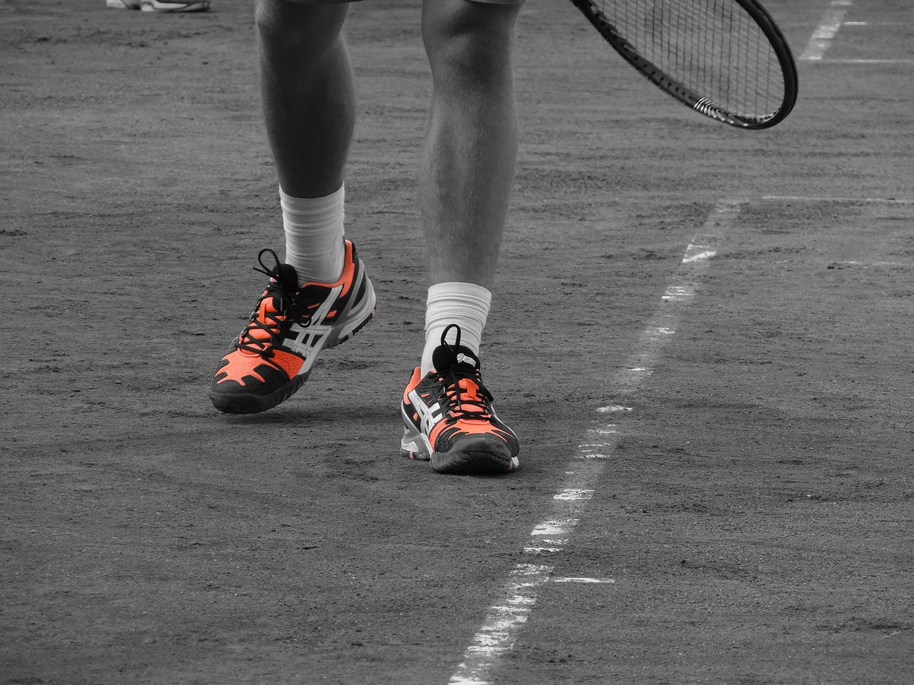 How to choose good sneakers for tennis