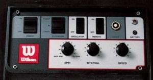 Wilson Portable control panel