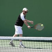 Richard Irving backhand