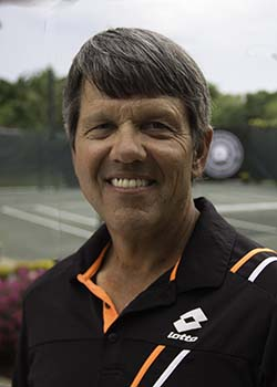 Ted Murray, tennis consultant