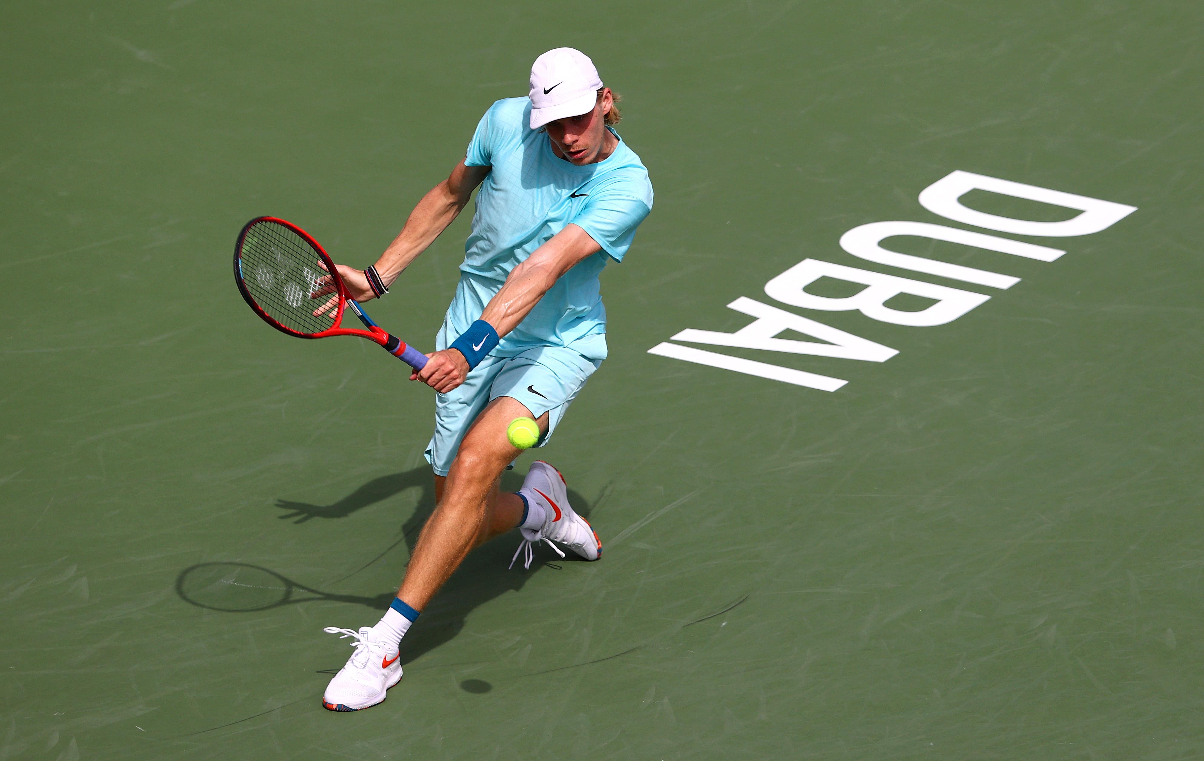 Dubai Open 2021: Denis Shapovalov vs. Lloyd Harris Tennis Pick and Prediction