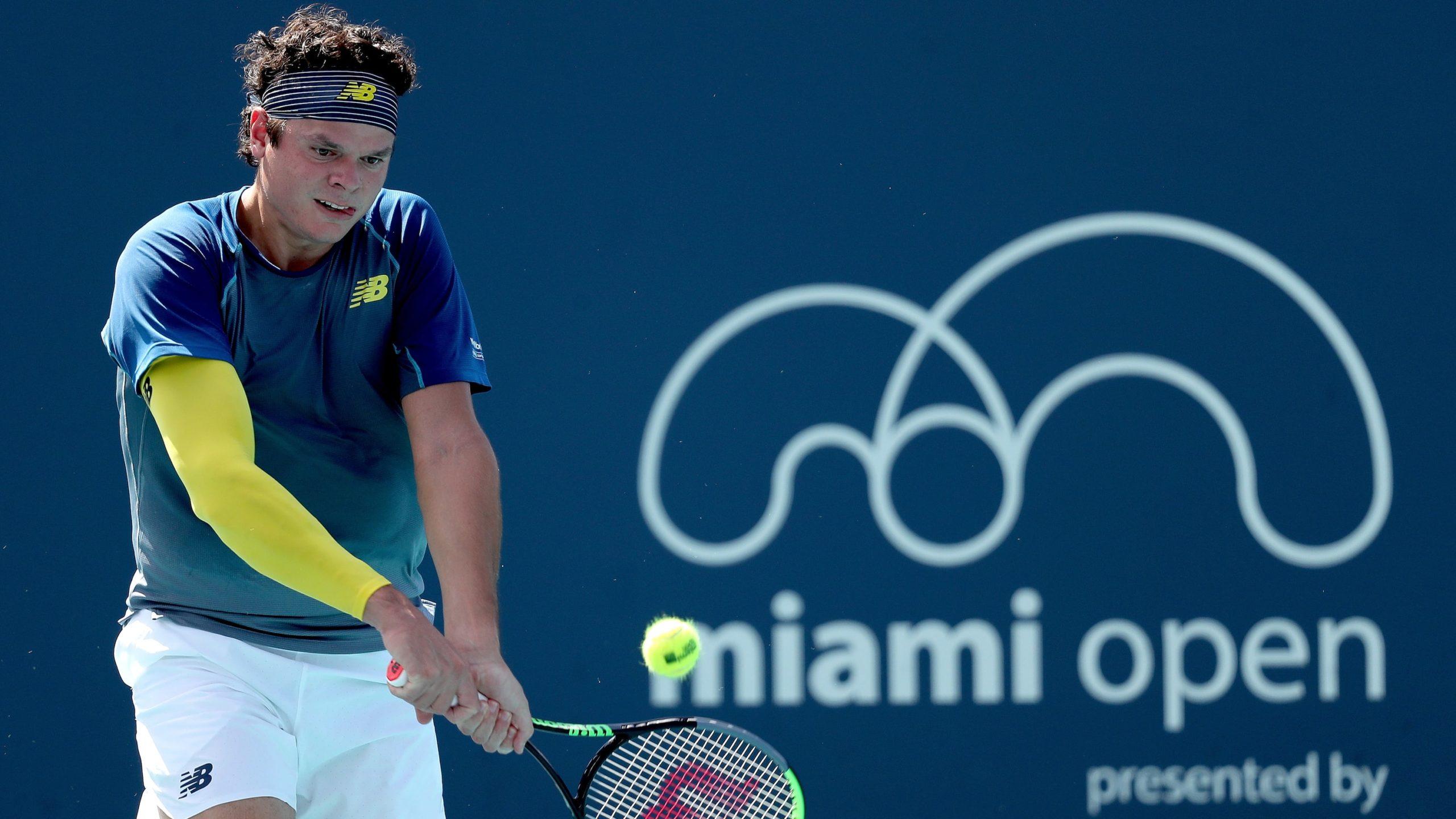 Miami Open 2021: Milos Raonic vs. Hubert Hurkacz Tennis Pick and Prediction