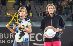 Rotterdam Open 2021: Stefanos Tsitsipas vs. Andrey Rublev Tennis Preview and Prediction