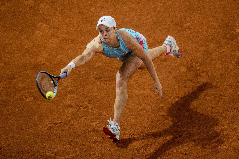 WTA Madrid Open 2021: Ashleigh Barty vs. Tamara Zidansek Tennis Pick and Prediction