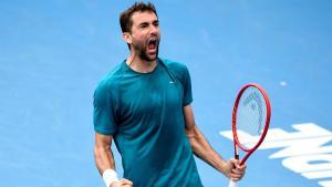 Monte-Carlo Masters 2021: David Goffin vs. Marin Cilic Tennis Pick and Prediction