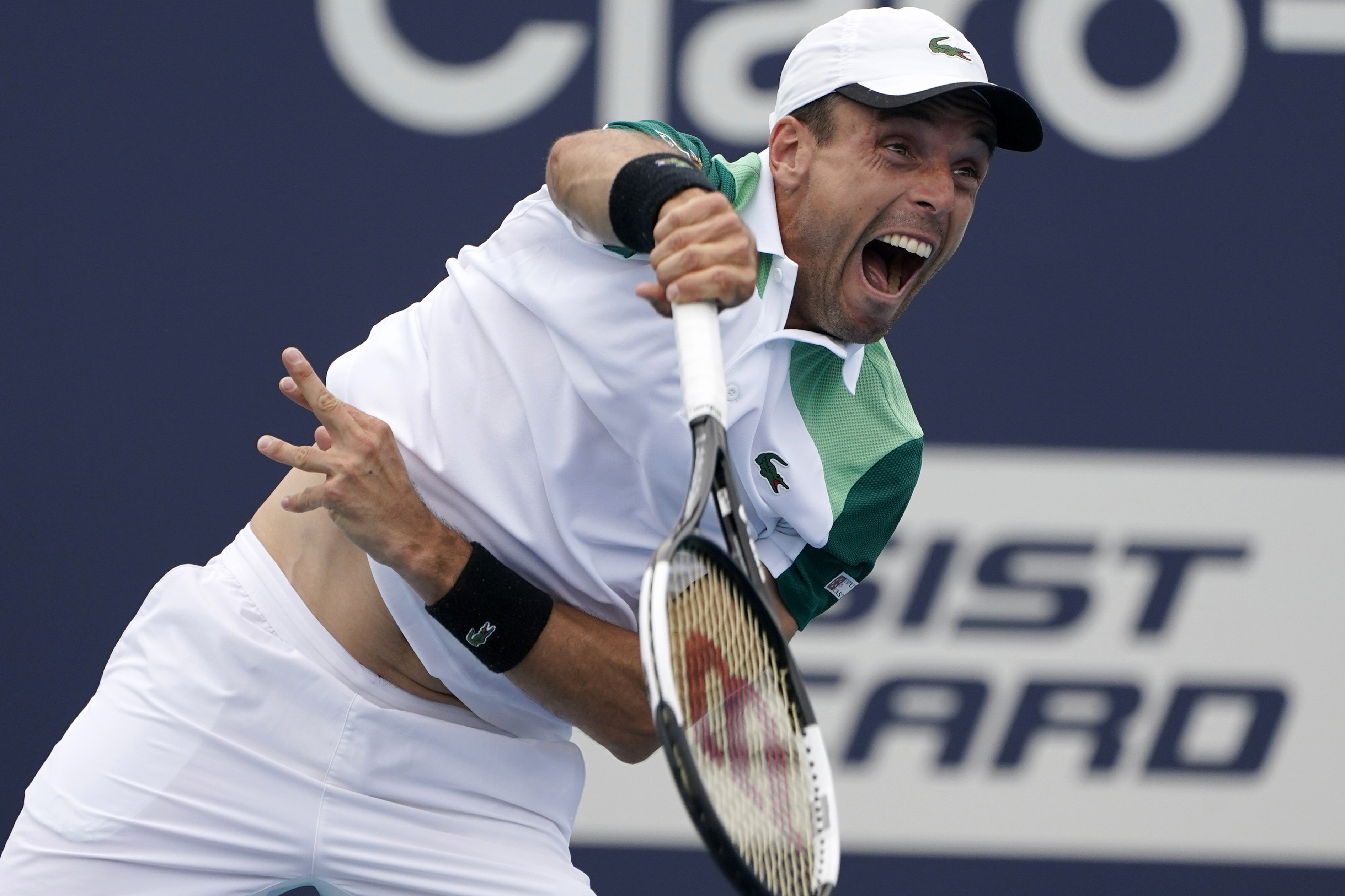 Miami Open 2021: Roberto Bautista Agut vs. Jannik Sinner Tennis Pick and Prediction