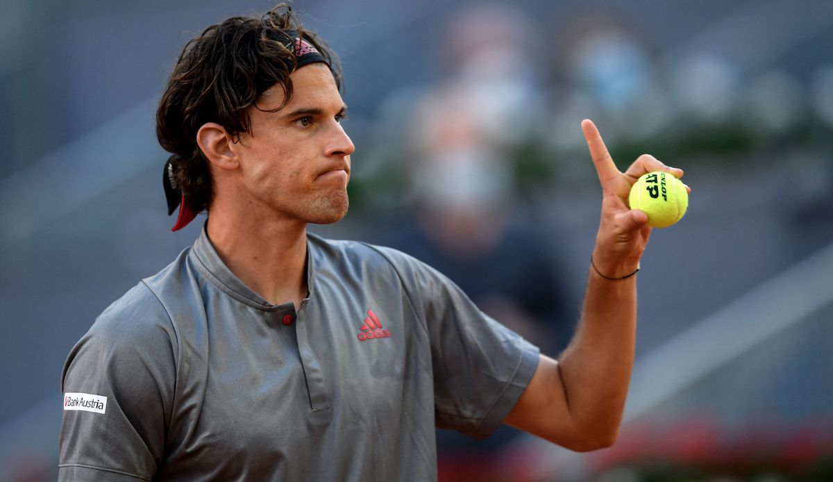 Madrid Open 2021: Dominic Thiem vs. John Isner Tennis Pick and Prediction