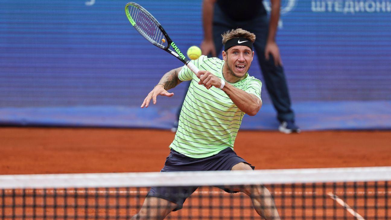 Belgrade Open 2021: Alex Molcan vs. Federico Delbonis Tennis Pick and Prediction