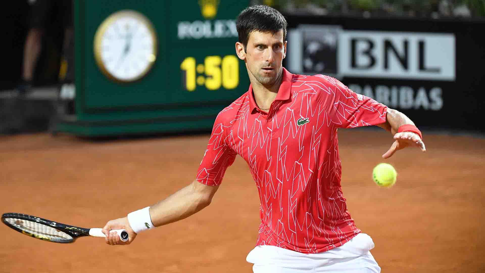 Rome Open 2021: Novak Djokovic vs. Taylor Fritz Tennis Pick and Prediction