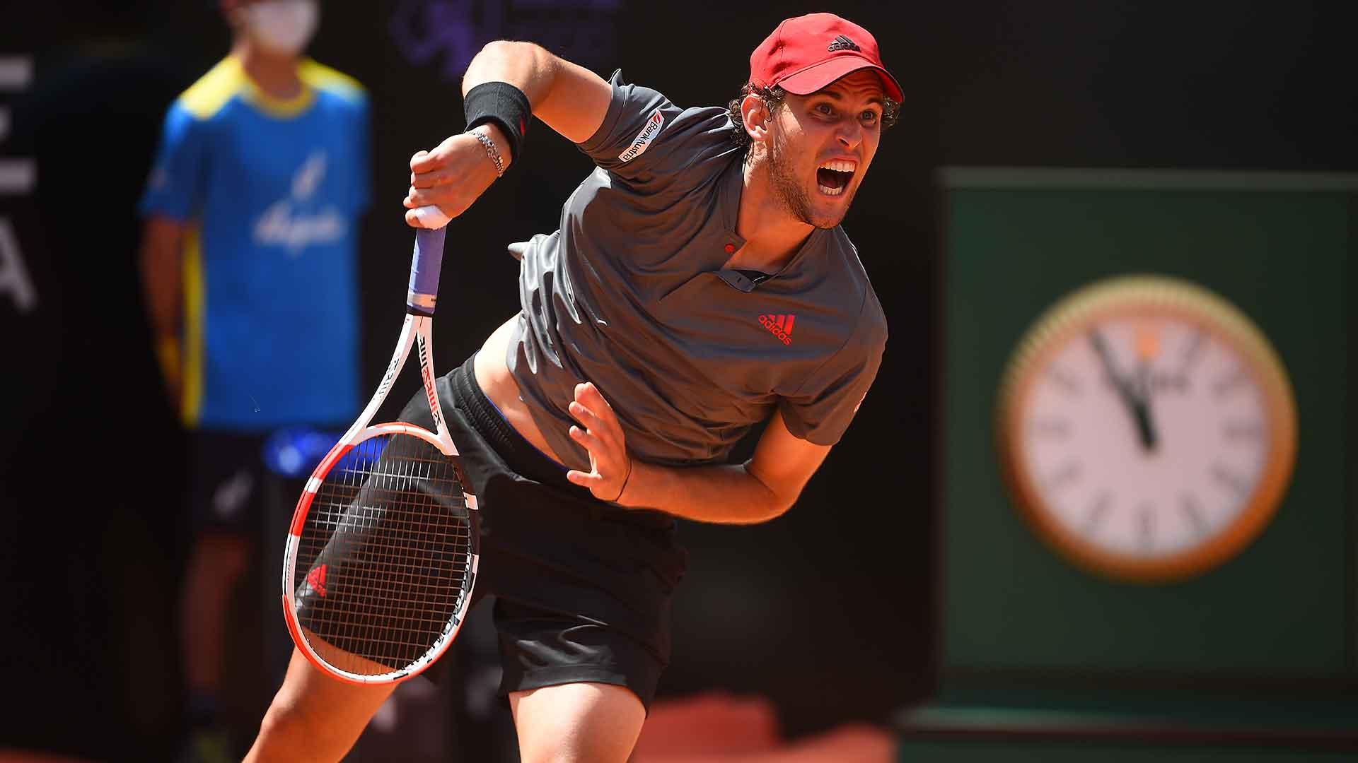 Rome Open 2021: Dominic Thiem vs. Lorenzo Sonego Tennis Pick and Prediction