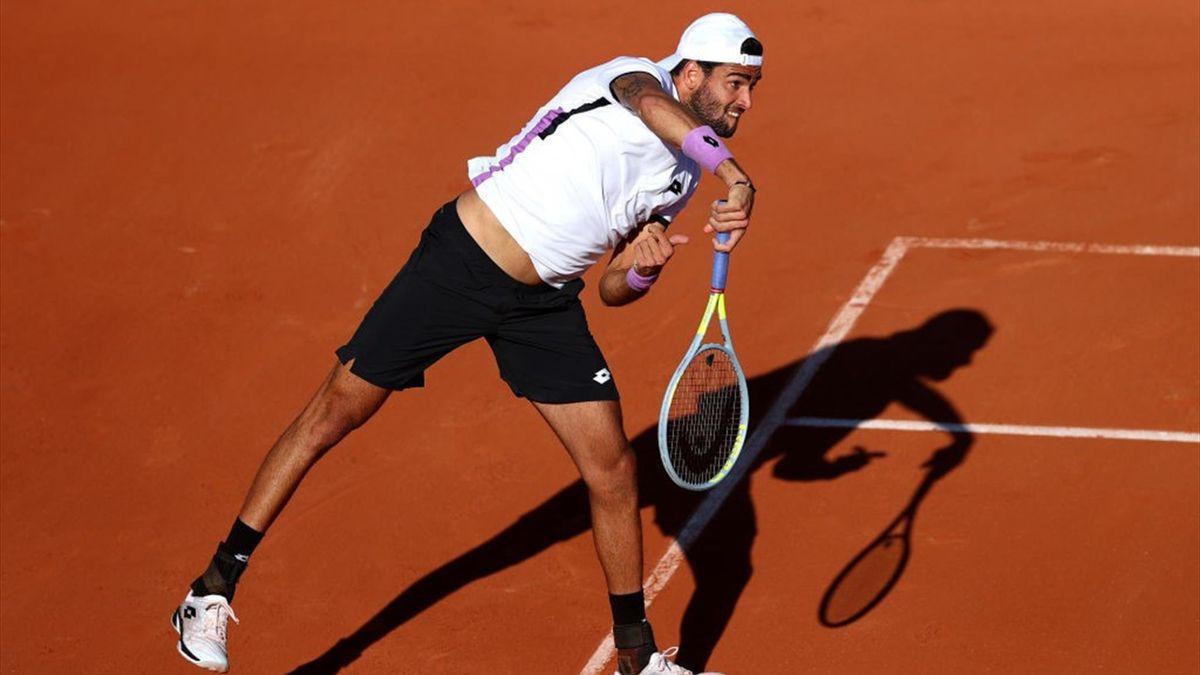 Roland Garros 2021: Matteo Berrettini vs. Federico Coria Tennis Pick and Prediction