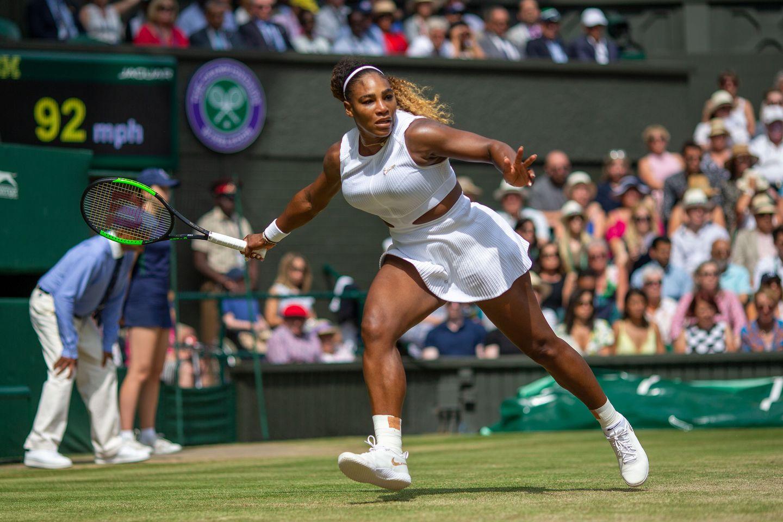 Wimbledon Championships 2021: Serena Williams vs. Aliaksandra Sasnovich Tennis Pick and Prediction