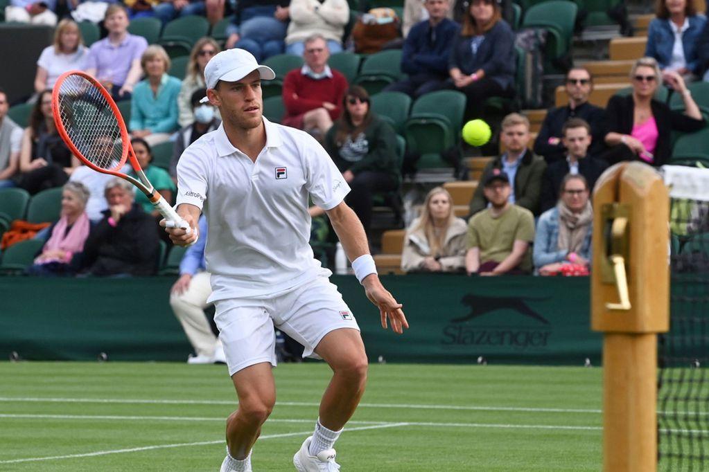 Wimbledon Championships 2021: Diego Schwartzman vs. Liam Broady Tennis Pick and Prediction