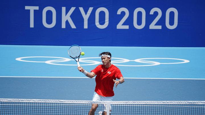 Tokyo 2020 Olympics: Andrey Rublev vs. Kei Nishikori Tennis Pick and Prediction
