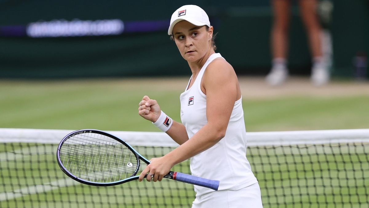 Wimbledon Championships 2021: Ashleigh Barty vs. Angelique Kerber Tennis Pick and Prediction