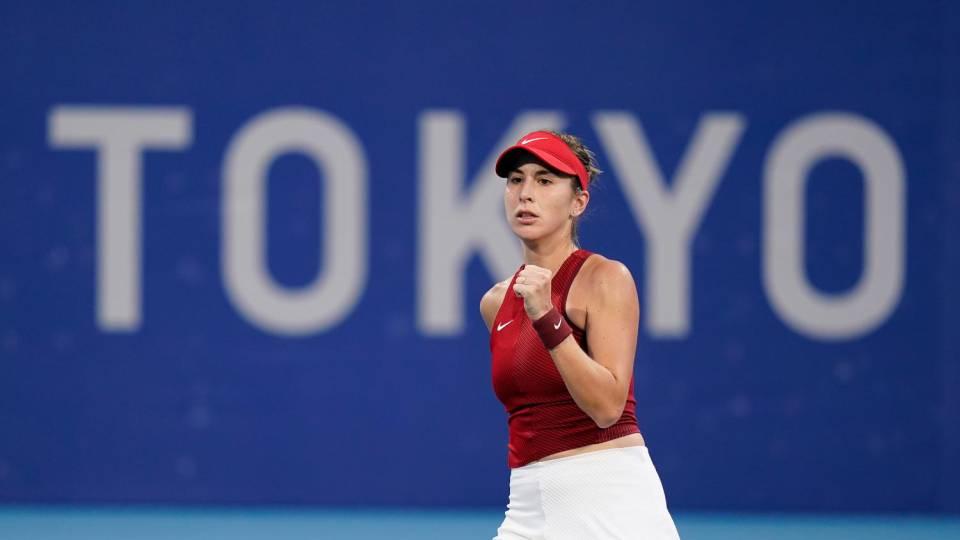 Tokyo 2020 Olympics: Barbora Krejcikova vs Belinda Bencic ...