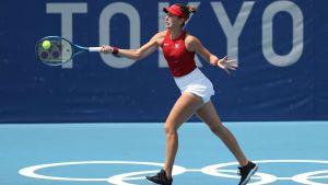 Tokyo 2020 Olympics: Belinda Bencic vs. Elena Rybakina Tennis Pick and Prediction