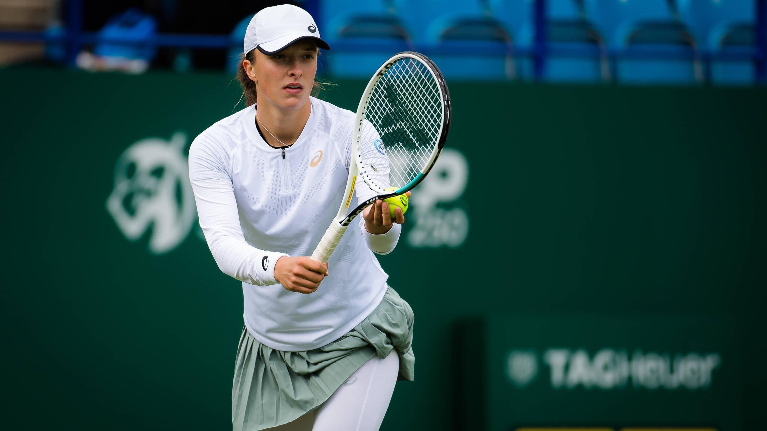 Wimbledon Championships 2021: Iga Swiatek vs. Irina-Camelia Begu Tennis Pick and Prediction