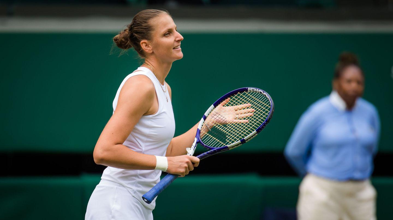 Tokyo 2020 Olympics: Karolina Pliskova vs. Carla Suarez Navarro Tennis Pick and Prediction