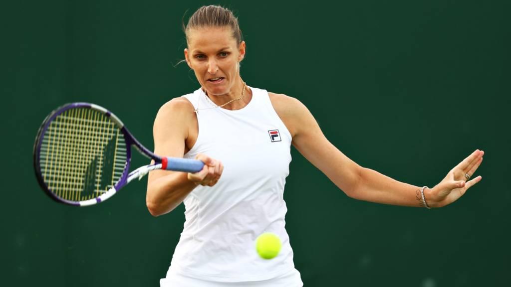 Wimbledon Championships 2021: Karolina Pliskova vs. Tereza Martincova Tennis Pick and Prediction