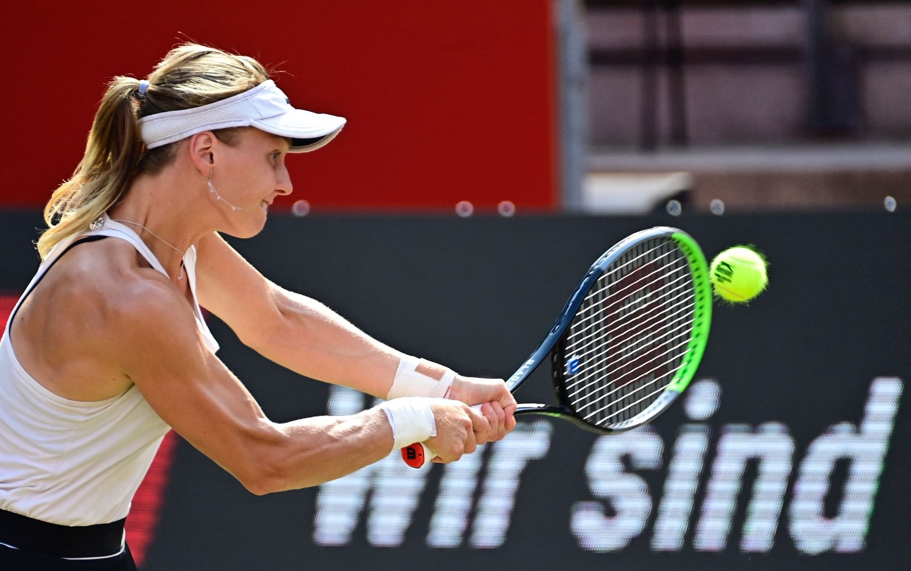 Wimbledon Championships 2021: Sloane Stephens vs. Liudmila Samsonova Tennis Pick and Prediction