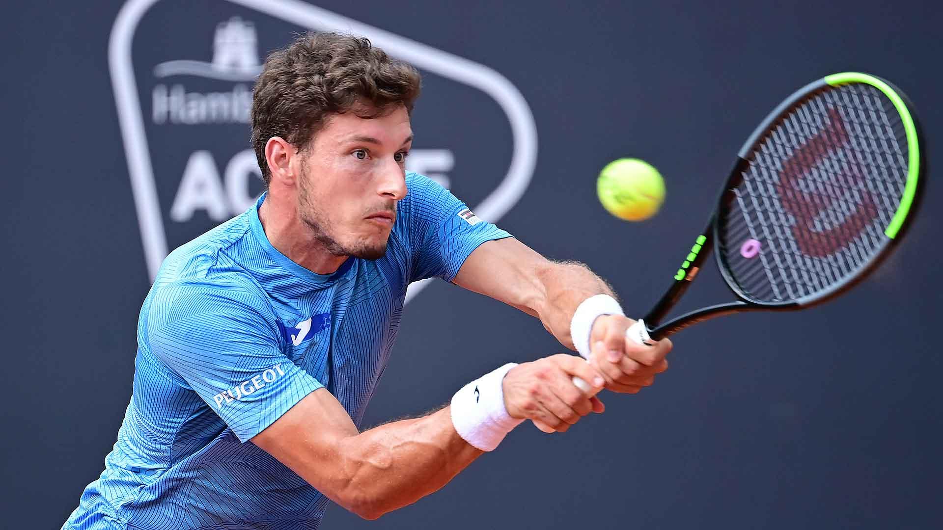 Hamburg Open 2021: Pablo Carreno Busta vs. Federico Delbonis Tennis Pick and Prediction