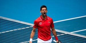 US Open 2021: Novak Djokovic vs. Holger Rune Tennis Pick and Prediction