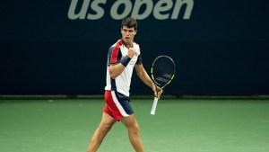 US Open 2021: Carlos Alcaraz vs Arthur Rinderknech Tennis Pick and Prediction