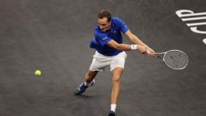 Laver Cup 2021: Daniil Medvedev vs. Diego Schwartzman Tennis Pick and Prediction
