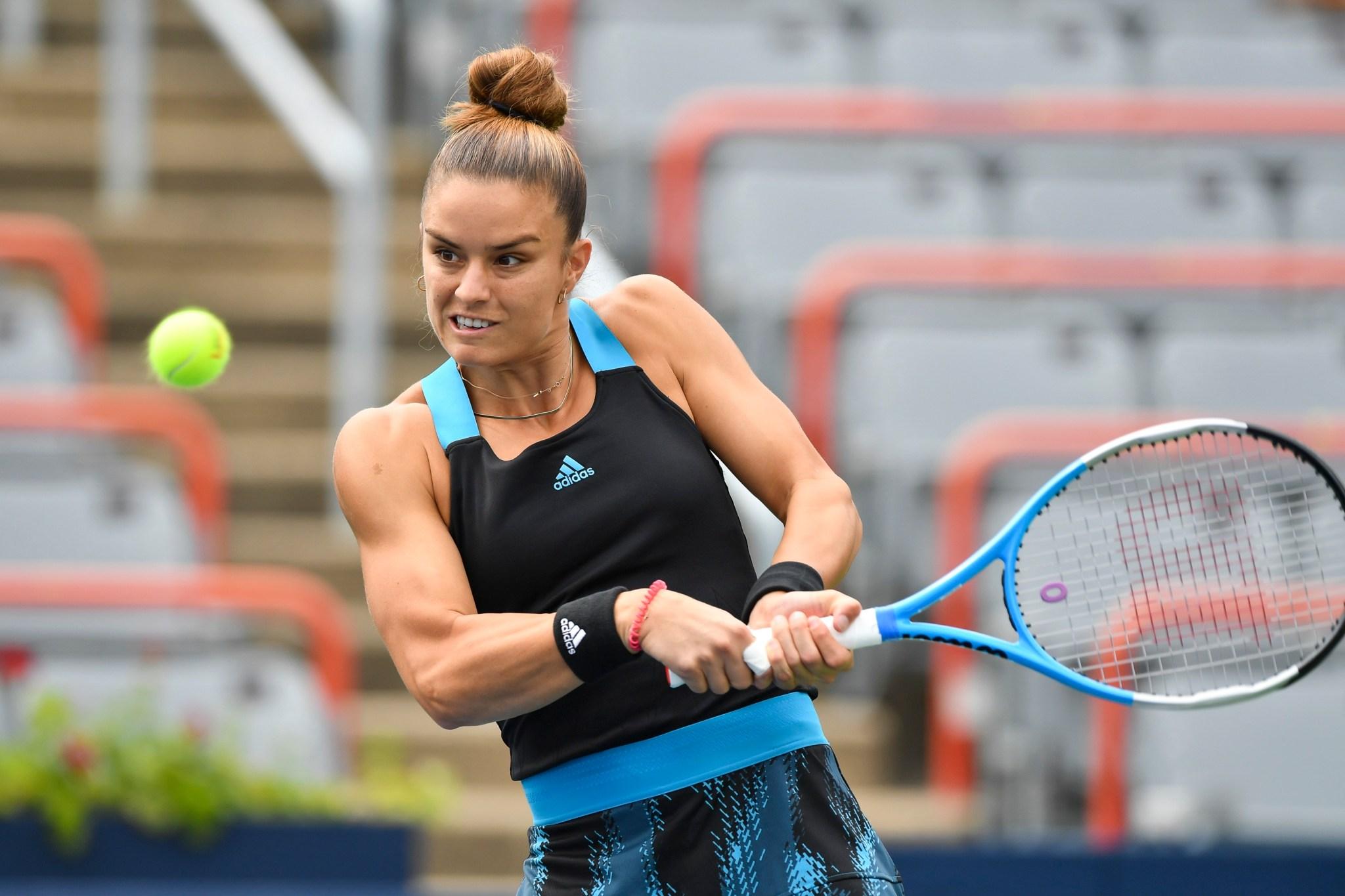 US Open 2021: Maria Sakkari vs. Katerina Siniakova Tennis Pick and Prediction