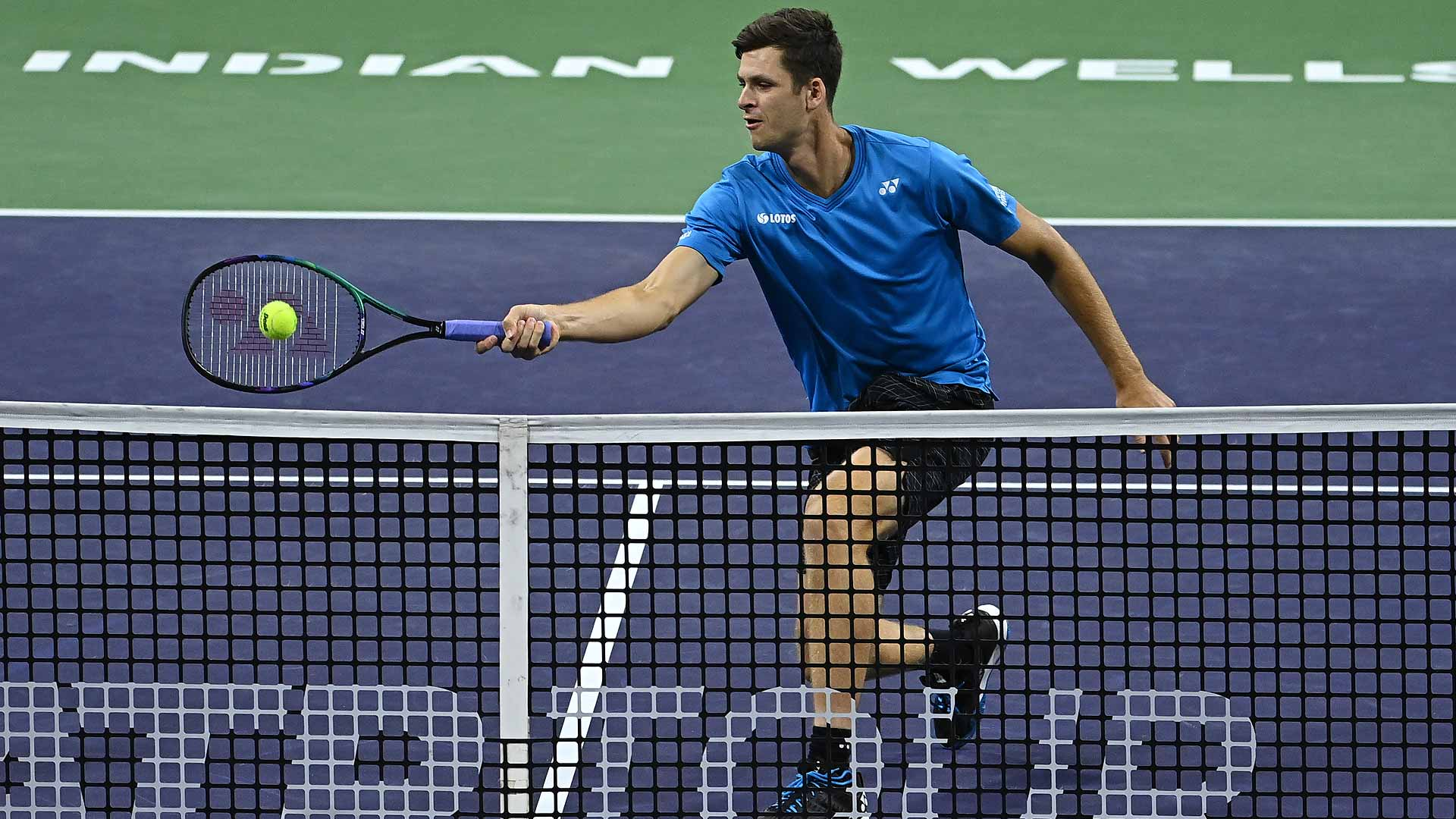 Indian Wells 2021: Hubert Hurkacz vs. Aslan Karatsev Tennis Pick and Prediction