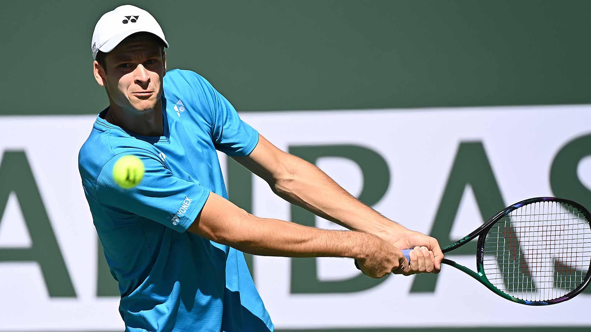 Indian Wells 2021: Hubert Hurkacz vs. Grigor Dimitrov Tennis Pick and Prediction