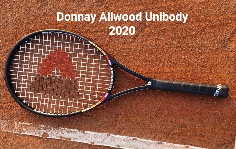Donnay allwood unibody