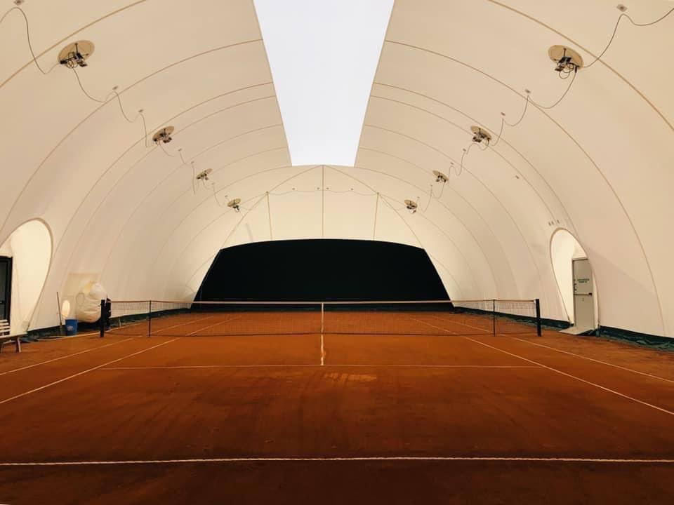 campo coperto tennis